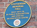 Stephenson Memorial Hall (id=1757)